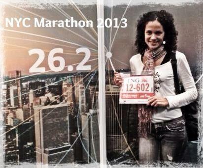 New York Marathon expo