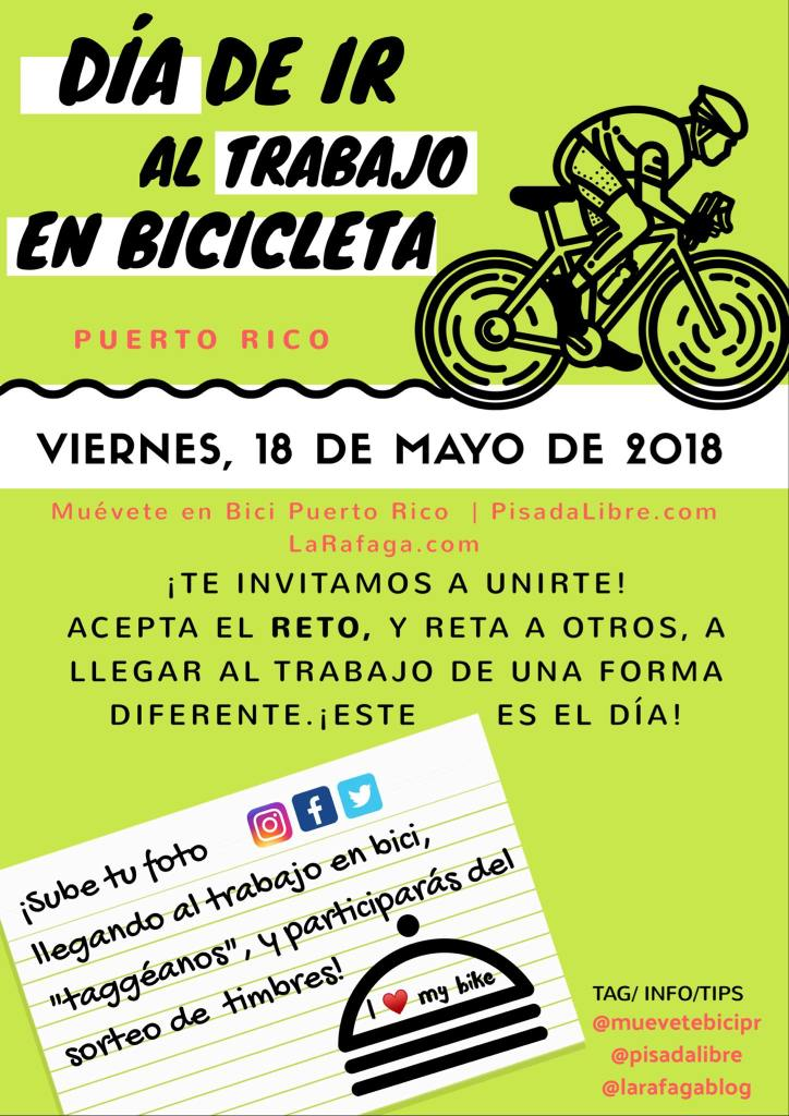 Eventos - Bike to Work Day