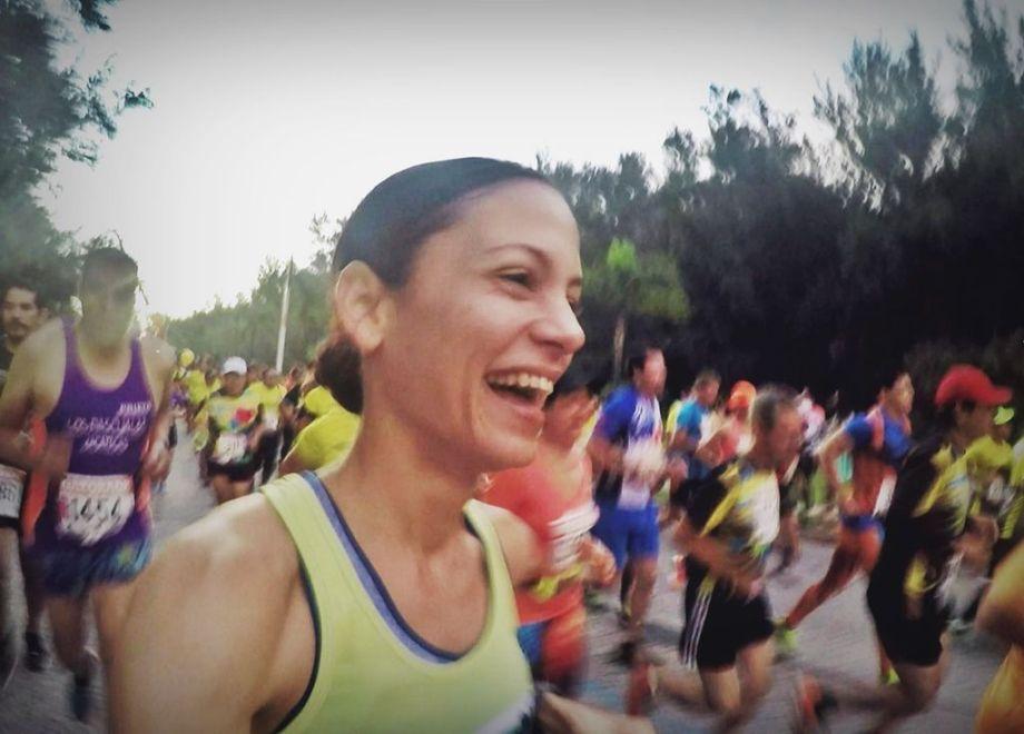 En ruta Medio Maratón Atlas