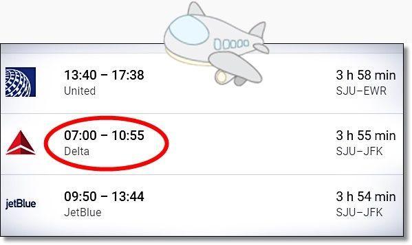 Vuelos avión