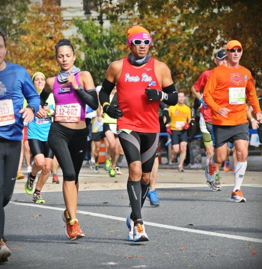 Fotografias Maratón Nueva York