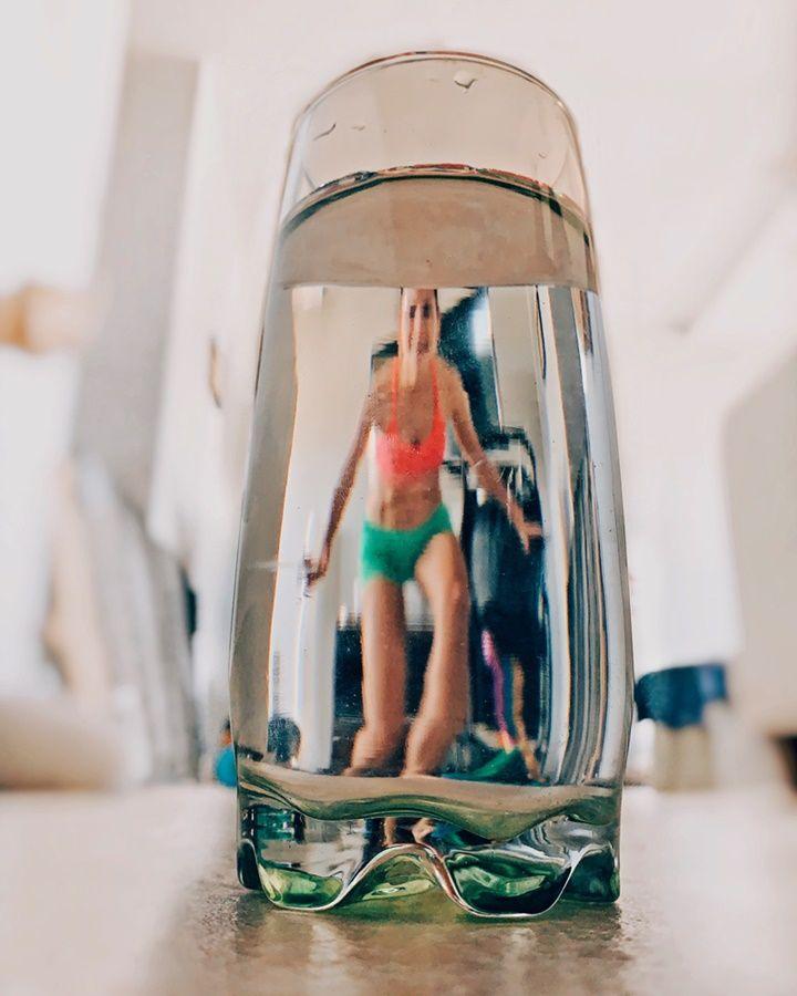 hidratación es essencial para correr