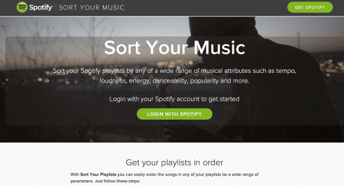 Sort Your Music