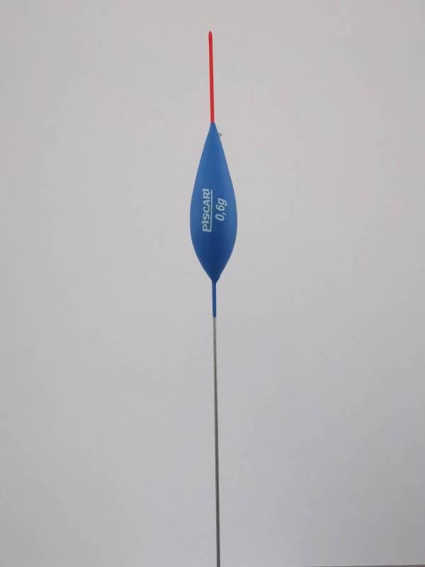 Balzové plaváky PISCARI 0,6g