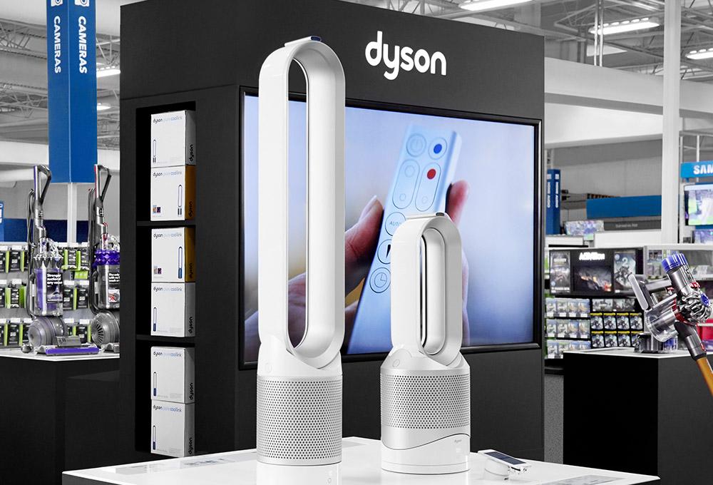 Dyson Demo Event