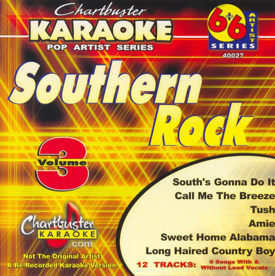 I have fixed this karaoke version of sweet home alabama Best Buy Southern Rock Vol 3 Cd
