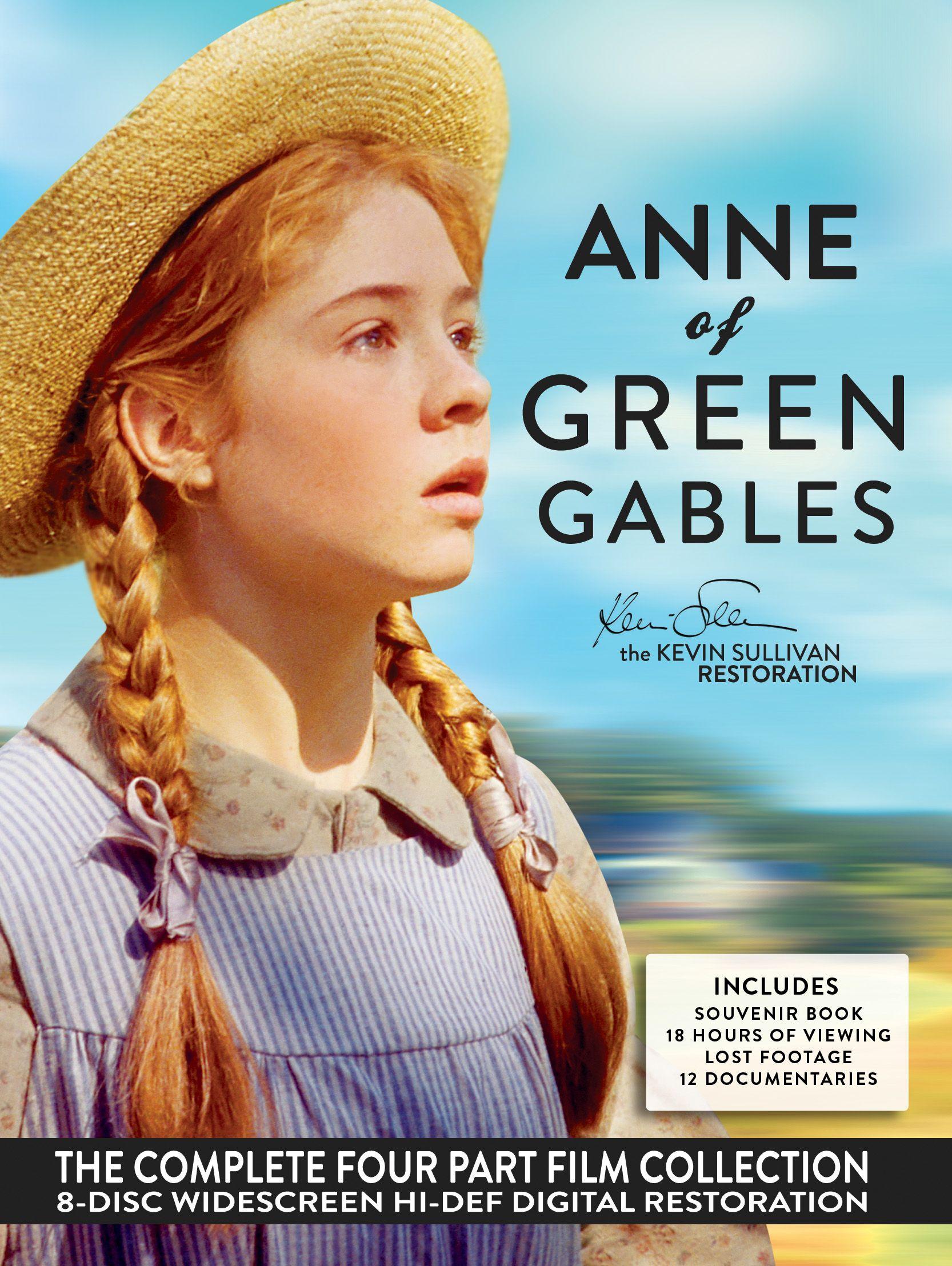 Anne Of Green Gables The Kevin Sullivan Restoration 8