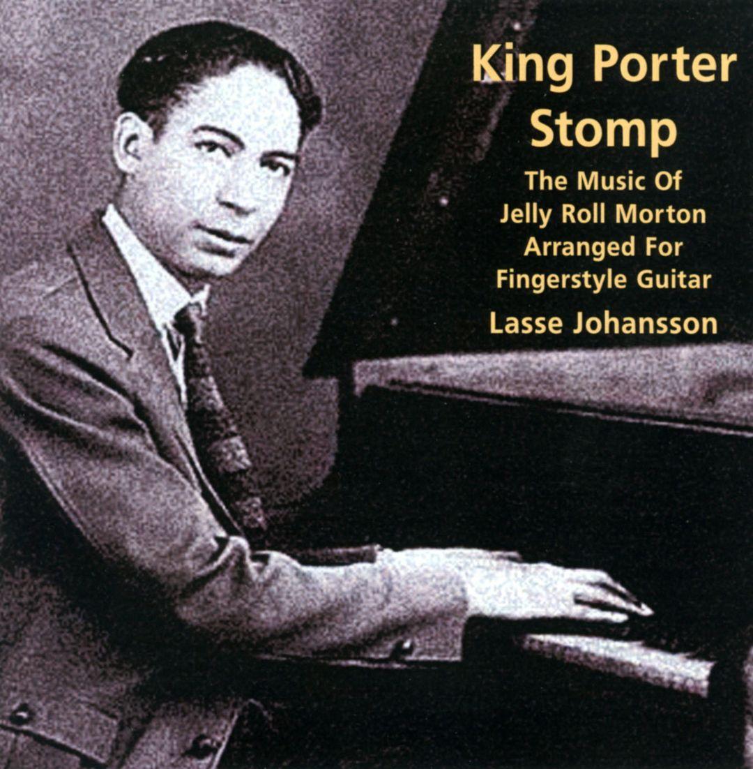 Best Buy King Porter Stomp The Music Of Jelly Roll Morton Cd