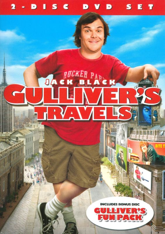Gulliver's Travels [2 Discs] (DVD) (English/French/Spanish ...
