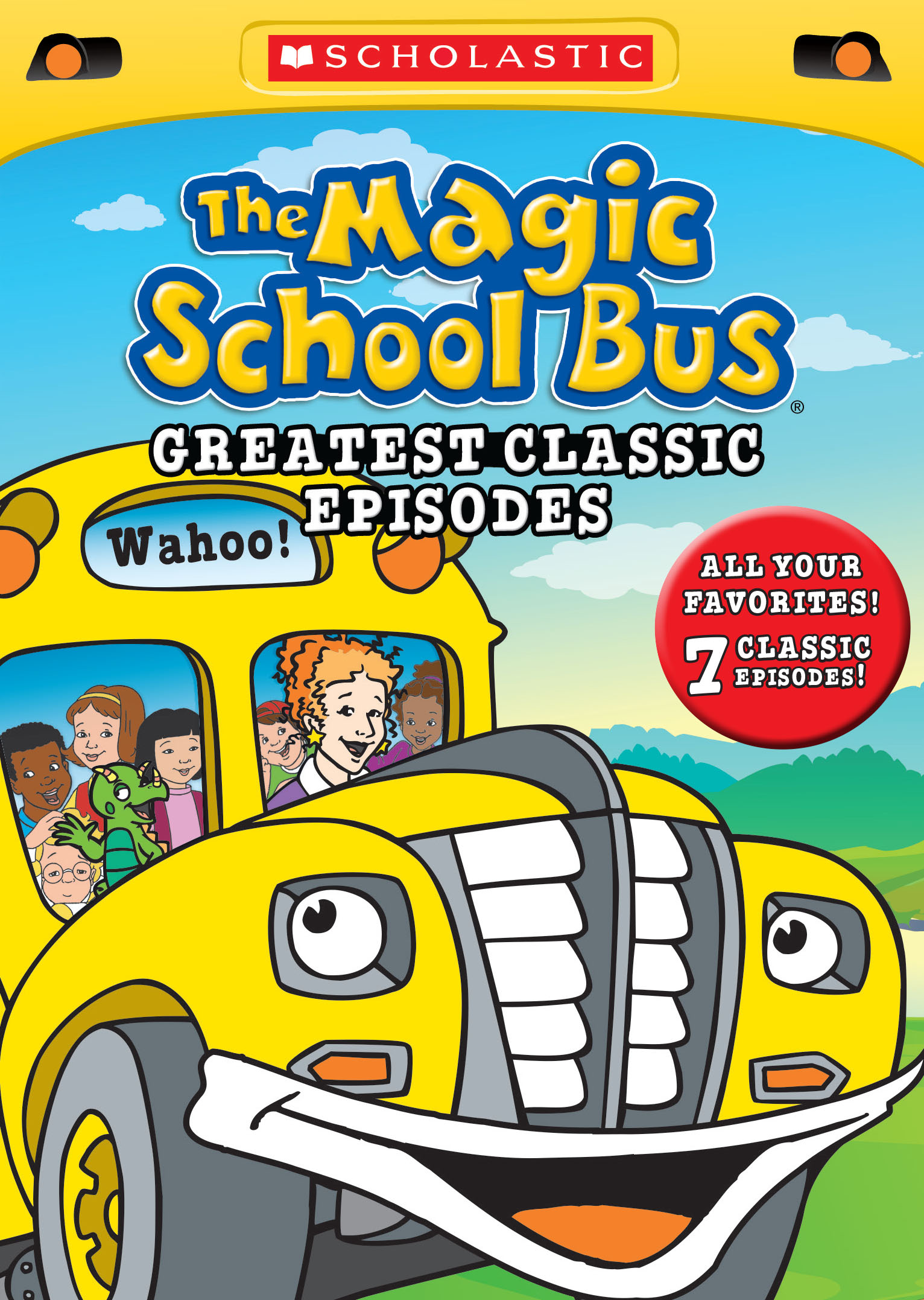 The Magic School Bus Greatest Original Episodes Dvd