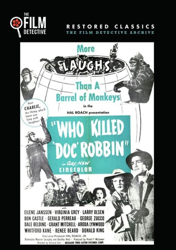 Who Killed Doc Robbin? (DVD) 1948 - Best Buy