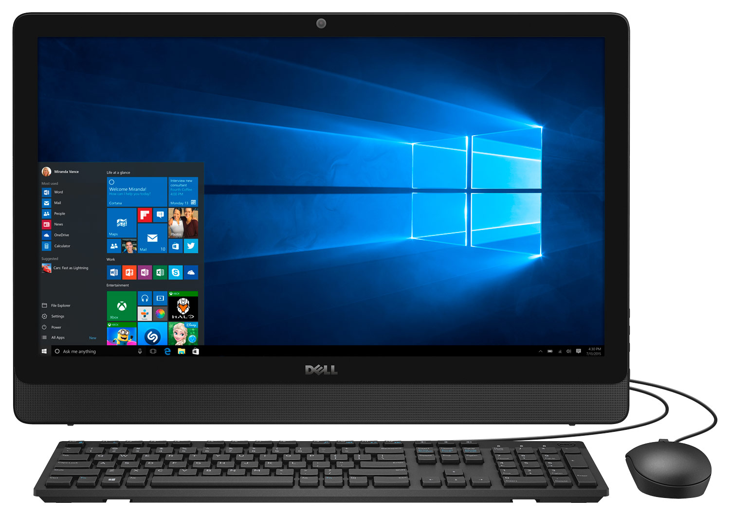 Harga Jual Dell Inspiron All In One All In One Dell