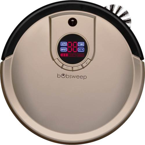 bObsweep - Bob Standard Robot Vacuum and Mop - Champagne