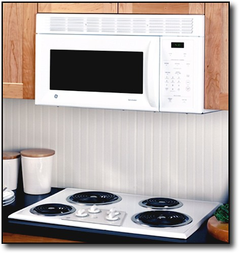 ge spacemaker 1 4 cu ft over the