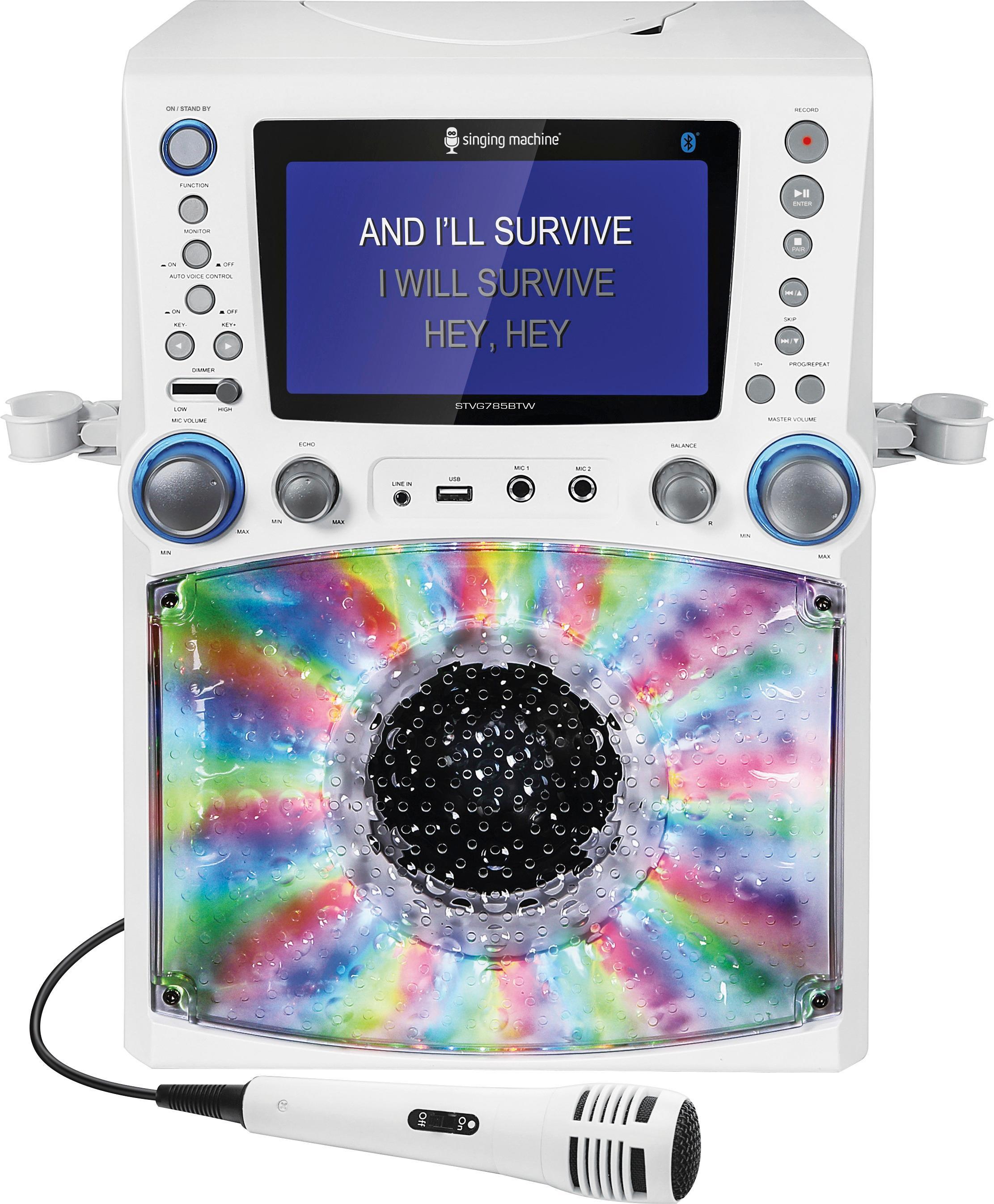 Karaoke Machine Lyrics Ipod