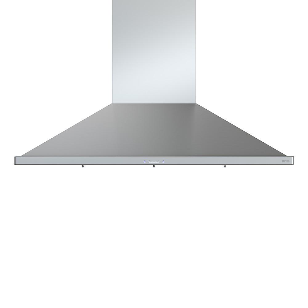 zephyr essentials europa siena pro 42 externally vented range hood stainless steel