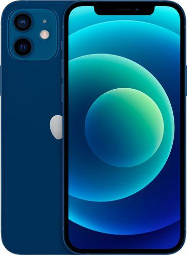 Apple - iPhone 12 5G 256GB - Blue (Sprint)