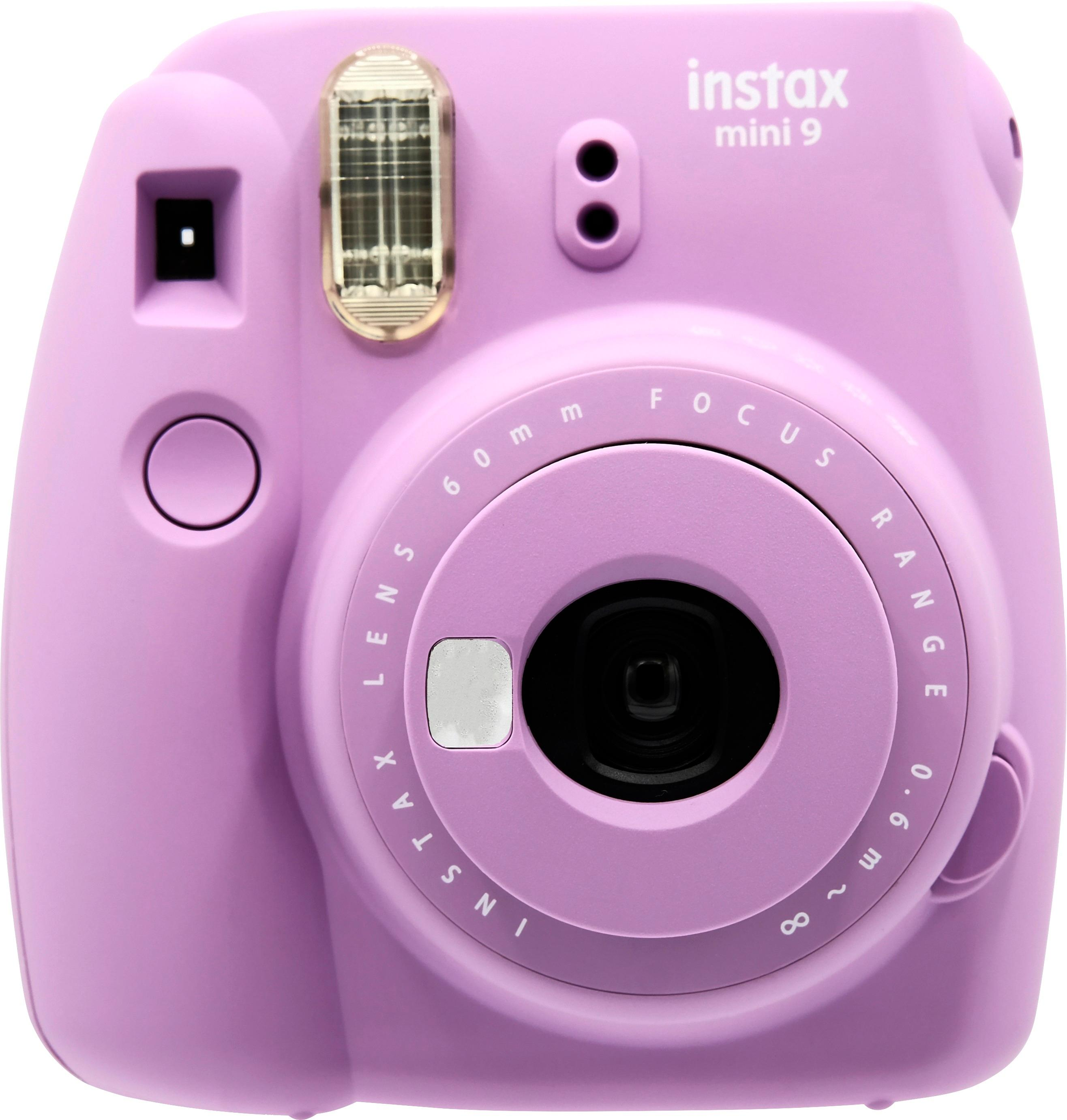 Fujifilm Instax Mini 9 Instant Film Camera Smokey Purple 16561991 Best Buy