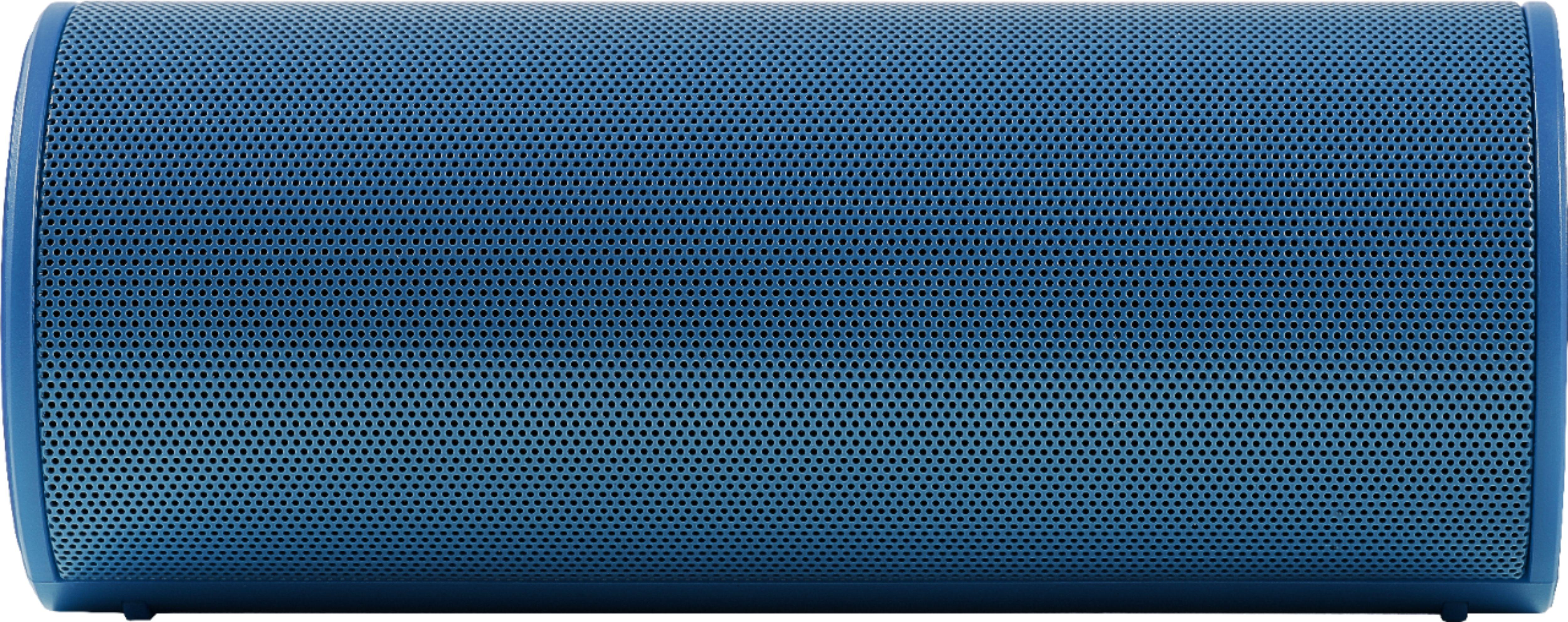 Insignia WAVE 2 Portable Bluetooth Speaker Blue NS SPBTWAVE2 BL Best Buy