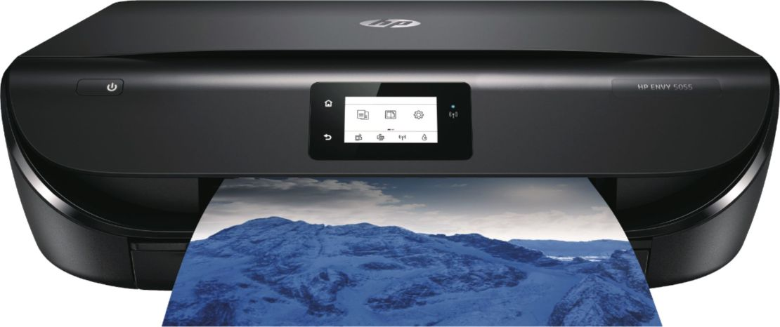 HP - ENVY 5055 All-in-One Instant Ink Ready Printer