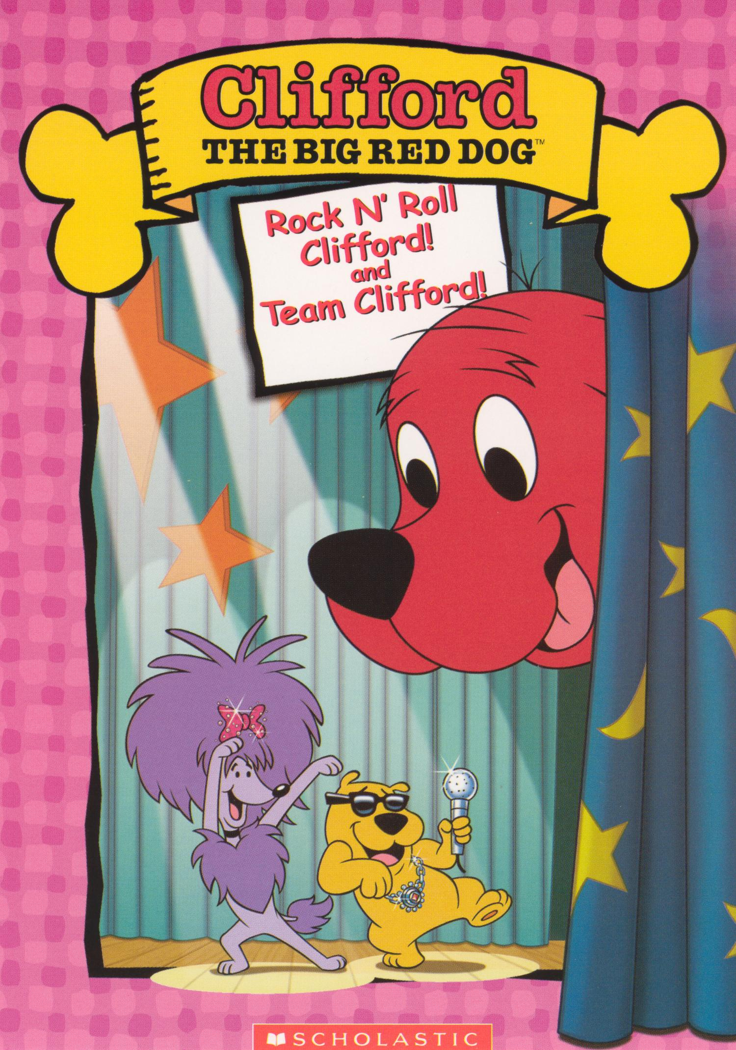 Best Buy Clifford The Big Red Dog Dvd