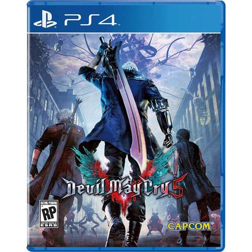 Devil May Cry 5 Standard Edition - PlayStation 4, PlayStation 5