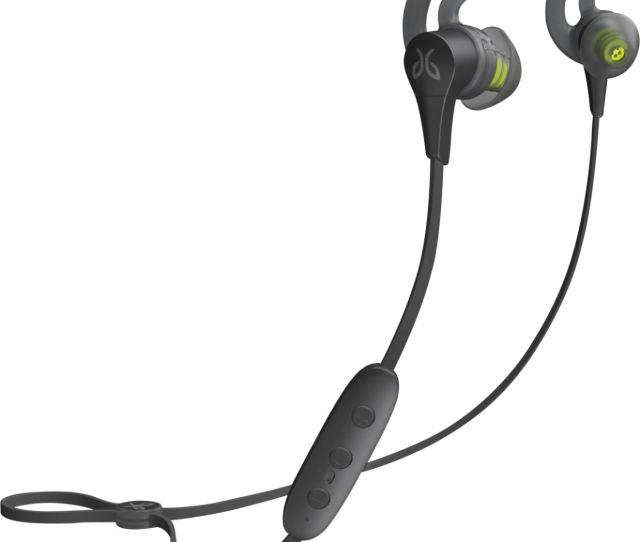 Jaybird X4 Wireless Headphones Black Metallic Flash 985 000808 Best Buy