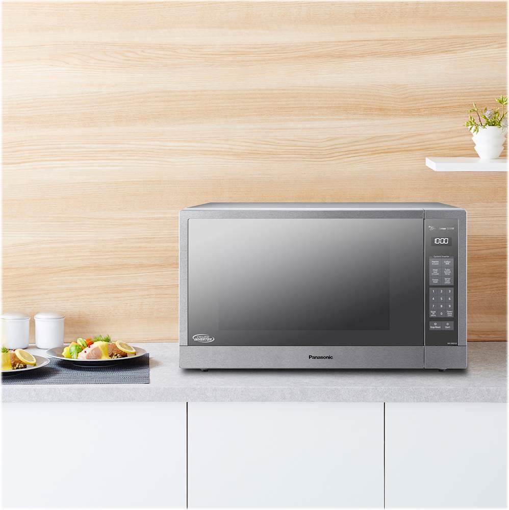 panasonic 2 2 cu ft microwave with sensor cooking