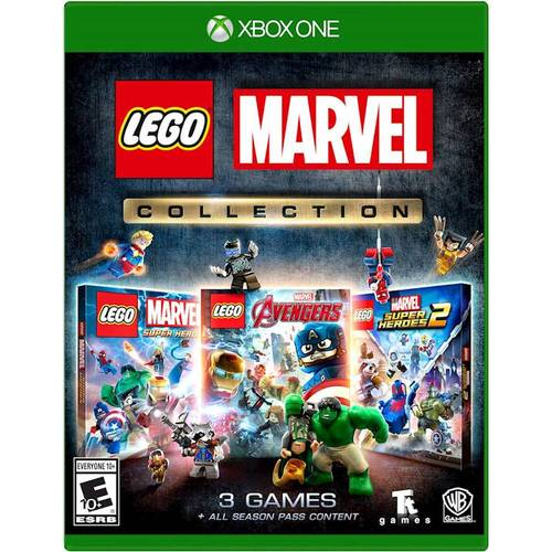 LEGO Marvel Collection Standard Edition - Xbox One