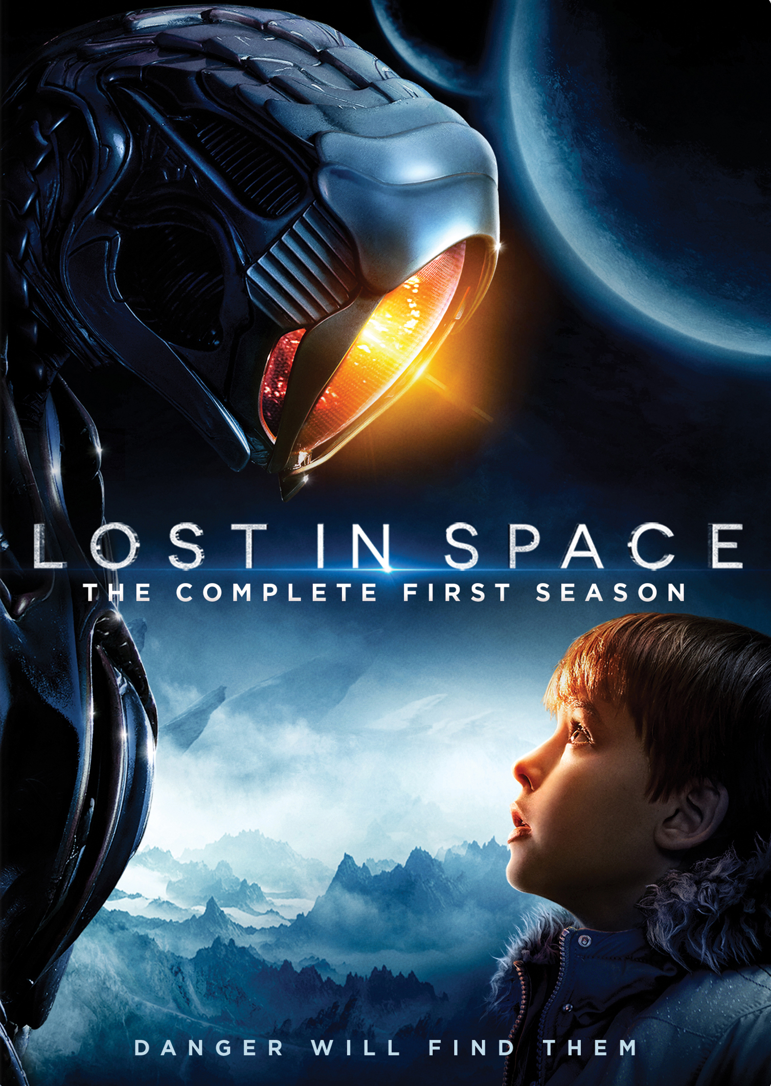 Lost In Space Season 1 Dvd