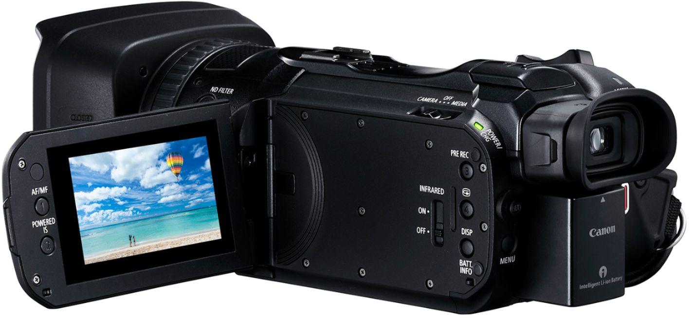 Best Buy: Canon Vixia Hf G60 Flash Memory Camcorder 3670C002