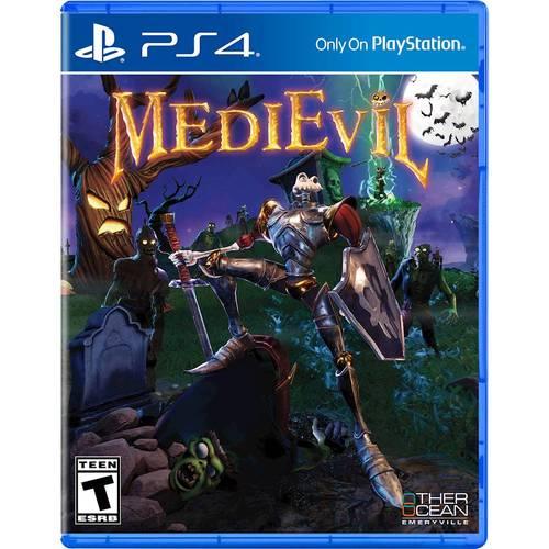 MediEvil Standard Edition - PlayStation 4, PlayStation 5