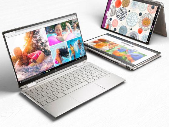 "HP Spectre x360 2-in-1 13.3"" Laptop Intel Core i7 8GB Memory 512GB ..."