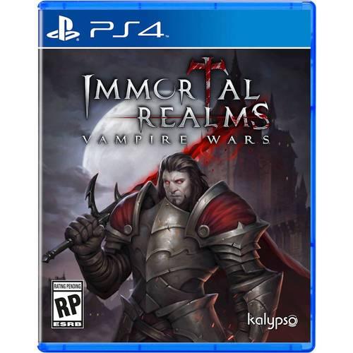 Immortal Realms: Vampire Wars Standard Edition - PlayStation 4, PlayStation 5