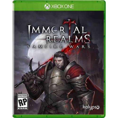 Immortal Realms: Vampire Wars Standard Edition - Xbox One