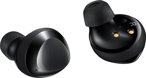 Samsung - Galaxy Buds+ True Wireless Earbud Headphones - Black