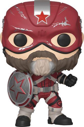 Funko - POP! Marvel: Black Widow - Red Guardian - Multi