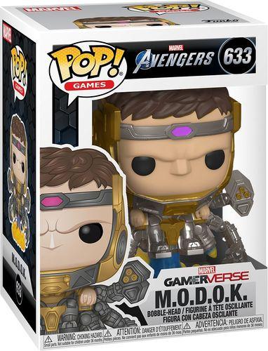 Funko - POP! Marvel: Avengers Game- MODOK