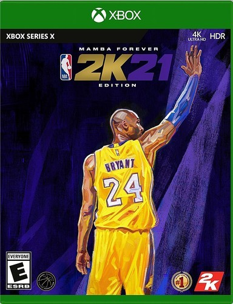 NBA 2K21 Mamba Forever Edition - Xbox Series X