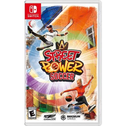 Street Power Soccer - Nintendo Switch