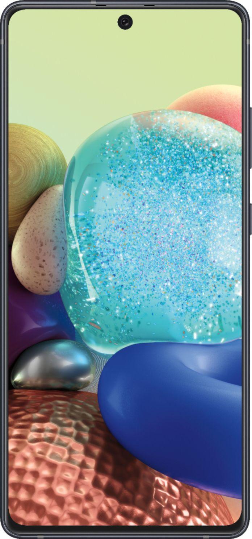 Samsung Galaxy A71 5g Uw 128gb Prism Bricks Black Verizon Sm A716vtkmvzw Best Buy