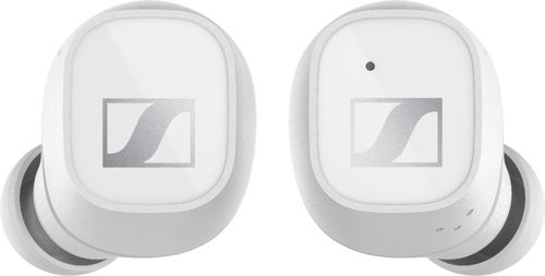 Sennheiser - CX 400BT True Wireless Earbud Headphones - White