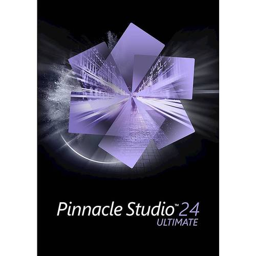 Corel - Pinnacle Studio 24 Ultimate - Windows