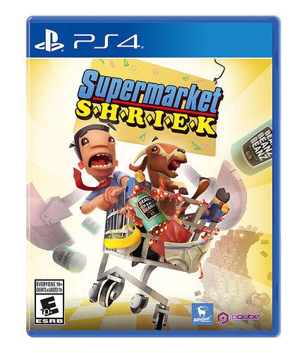Supermarket Shriek - PlayStation 4, PlayStation 5