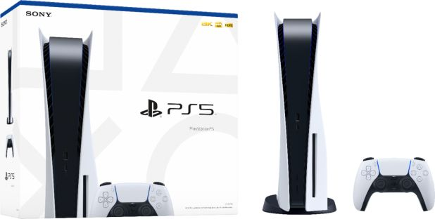 Zoom in on Front Zoom. Sony - PlayStation 5 Console. Perfect skin: 11 lifestyle changes to make