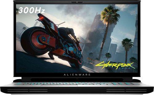 """Alienware - Area 51M R2 Laptop - 17.3"""" FHD- 300Hz- Win 10H - Intel Core i7 - NVIDIA RTX 2070 Super - 16GB RAM - 512GB SSD - RGB KB - Lunar Light"""