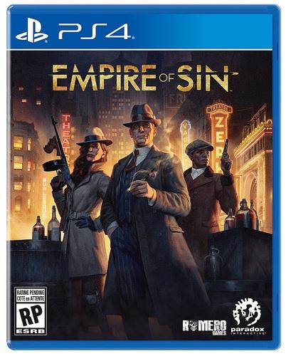 Empire of Sin - PlayStation 4, PlayStation 5