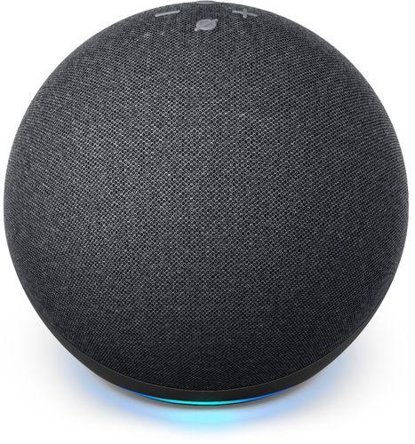 Amazon - Echo Dot (4th Gen) Smart speaker with Alexa - Charcoal