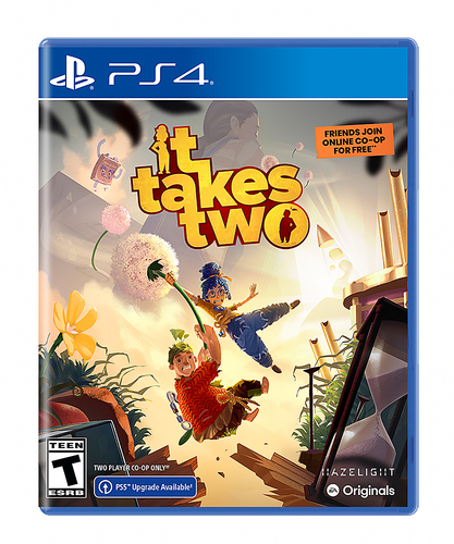 It Takes Two - PlayStation 4, PlayStation 5