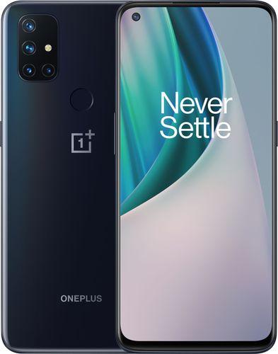 OnePlus - Nord N10 5G 128GB (Unlocked) - MIDNIGHT ICE